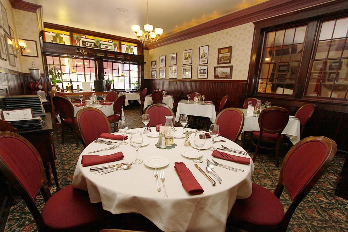 Historic National Hotel Jamestown Ca