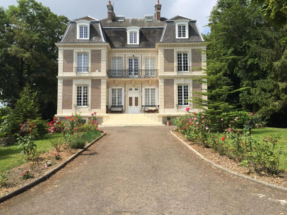Гостевой дом  Château D'Avesnes - Le Castelet
