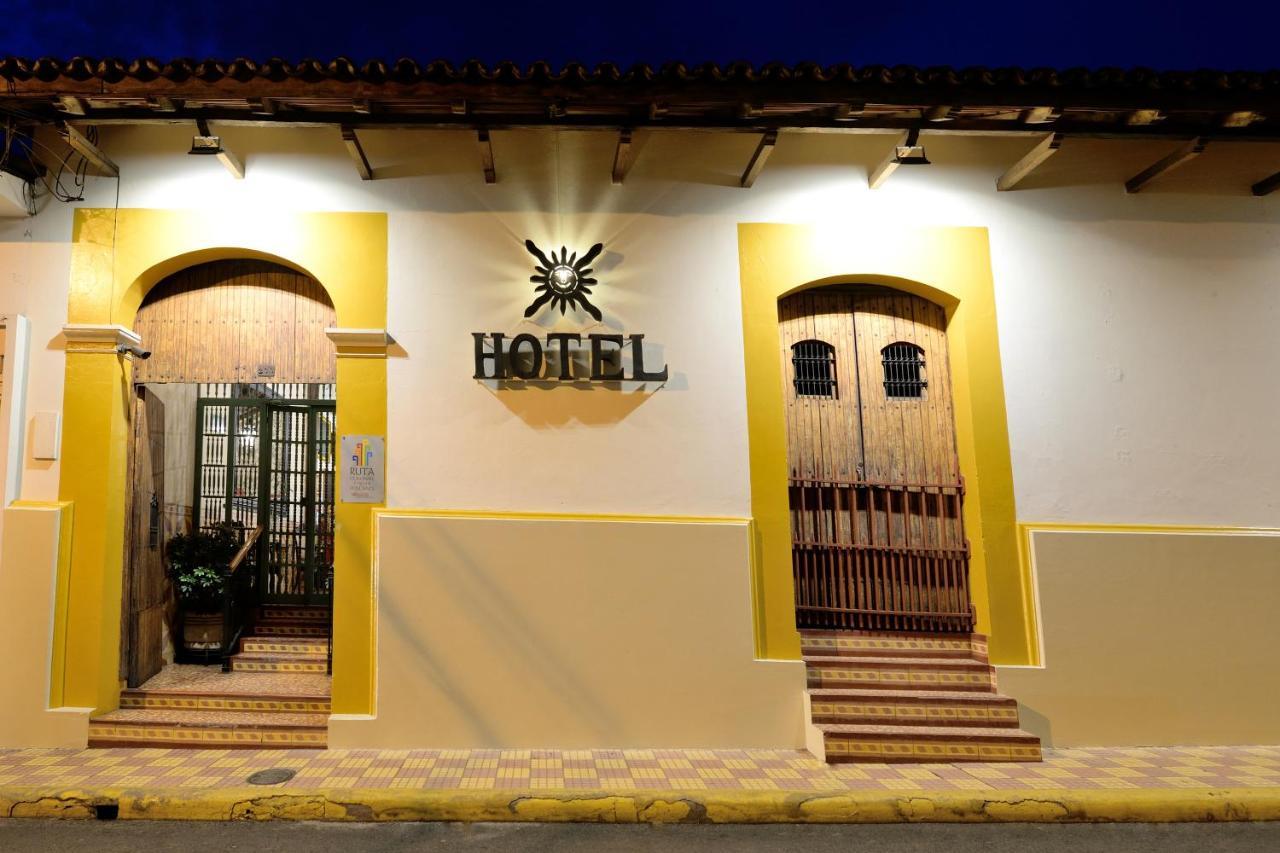 Отель типа «постель и завтрак»  Hotel La Posada Del Doctor