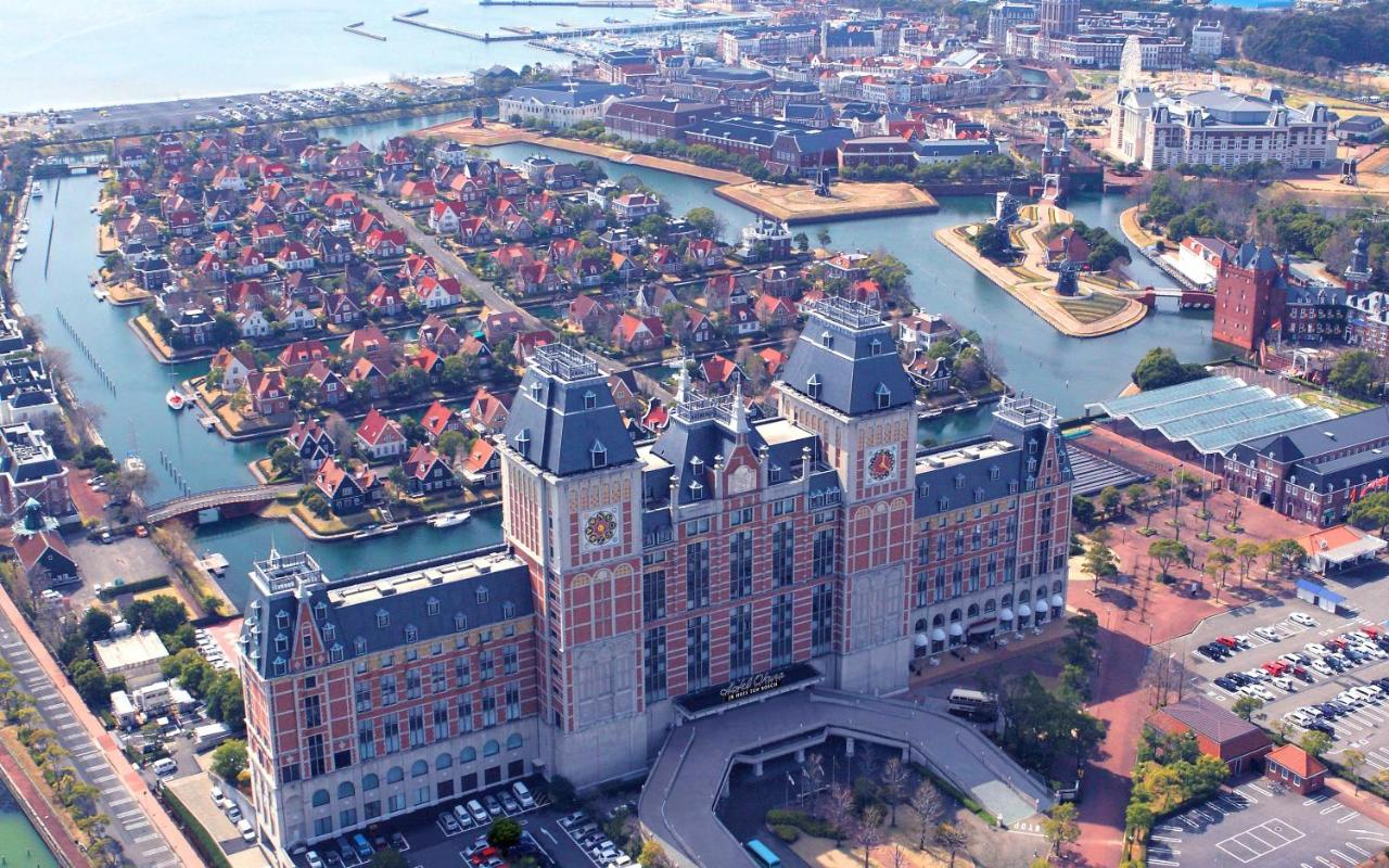 記念日におすすめのホテル・ホテルオークラ JRハウステンボスの写真1