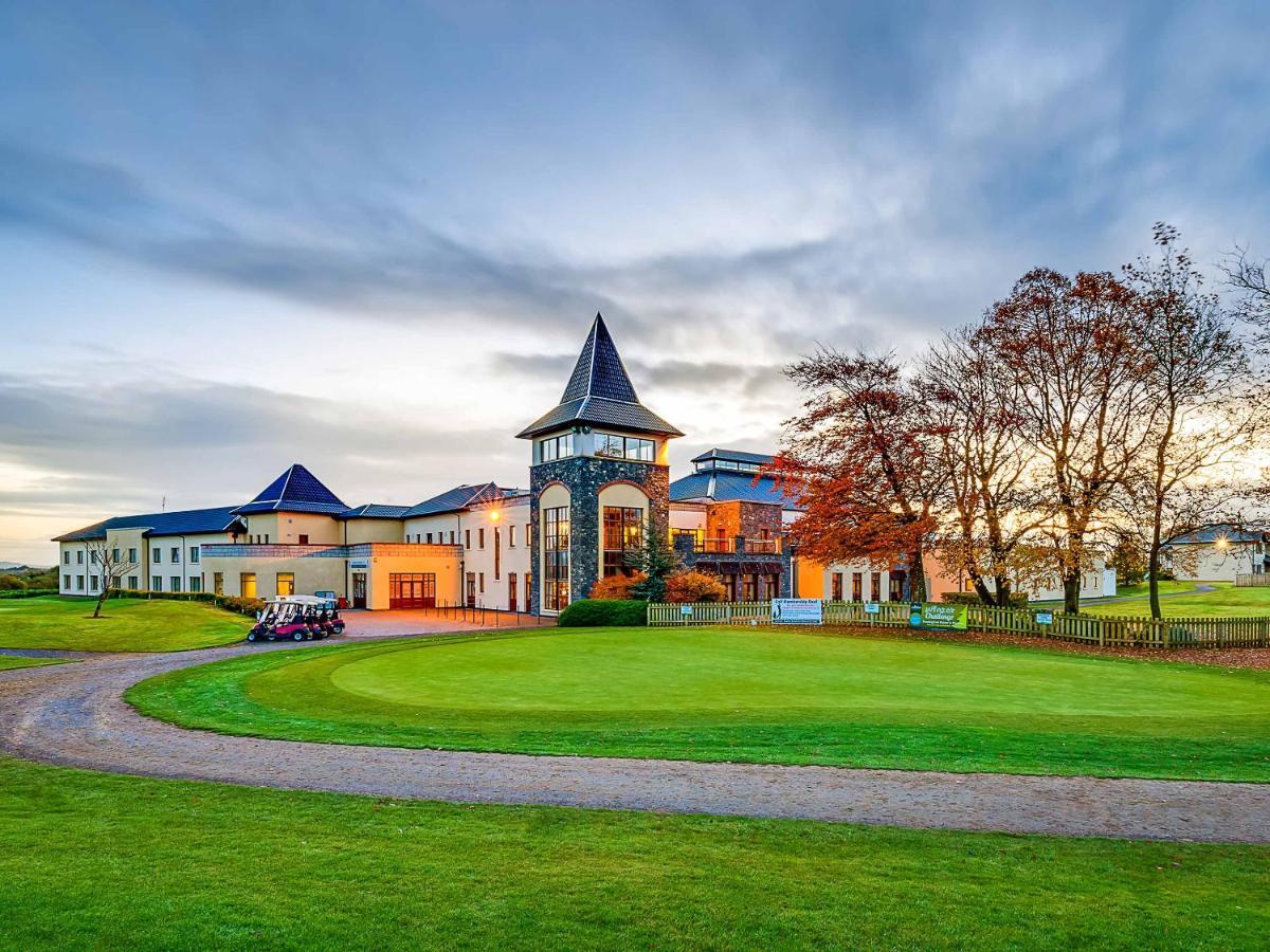 Отель GN Ballykisteen Golf Hotel