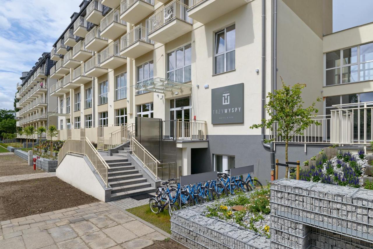 Hotel Trzy Wyspy / Bild Booking.com