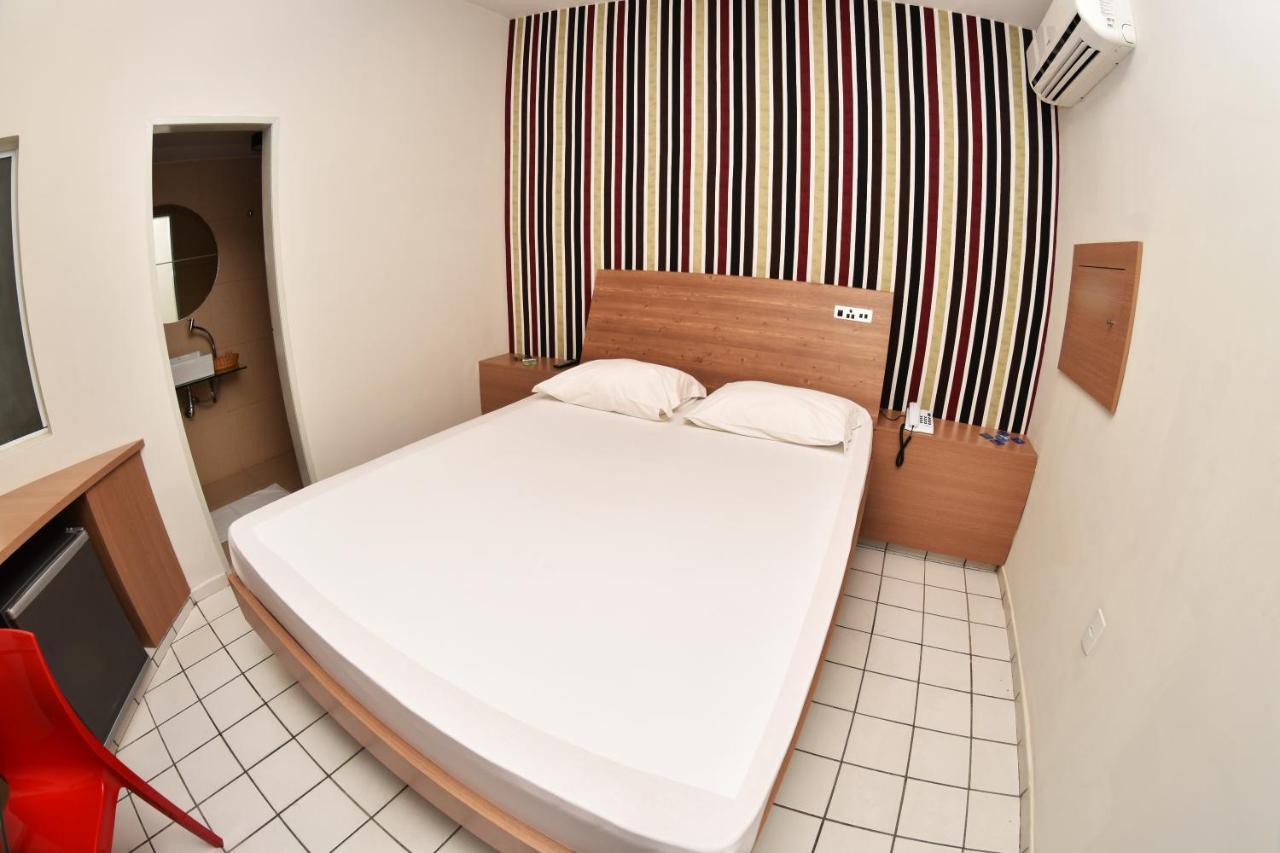 Отель для свиданий  New Dhunas Motel Cidade Jardim