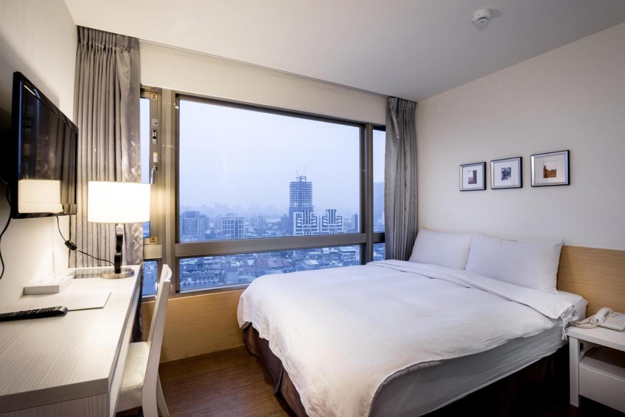 Отель Taipei Wemeet Hotel