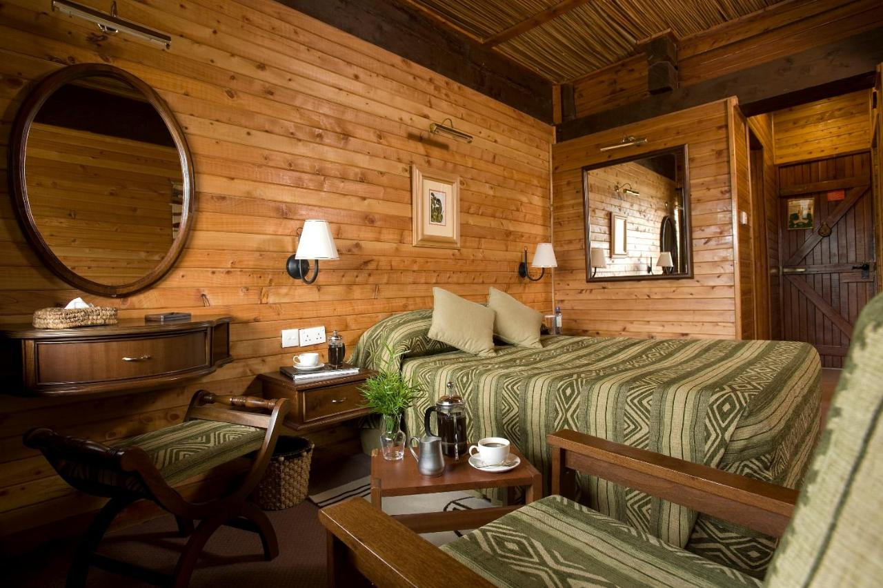Serena Mountain Lodge - Kichaka Tours and Travel Kenya