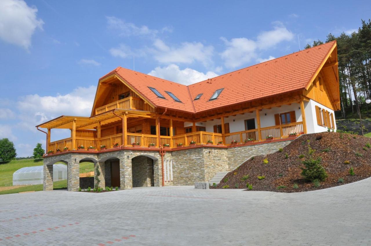 Гостевой дом  Szlovén Mintagazdaság