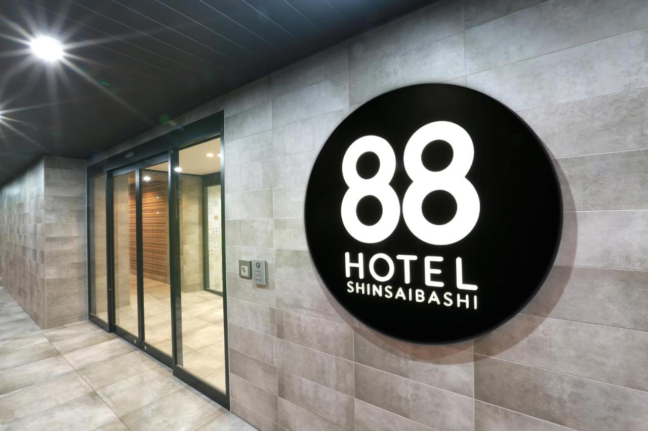 Отель  Hotel 88 Shinsaibashi