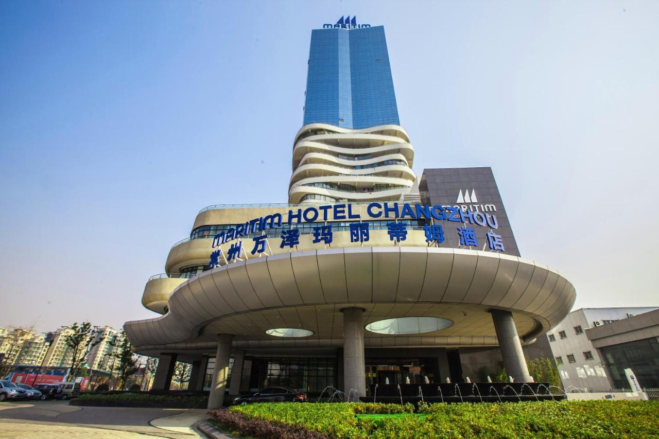 Отель  Отель  Maritim Hotel Changzhou