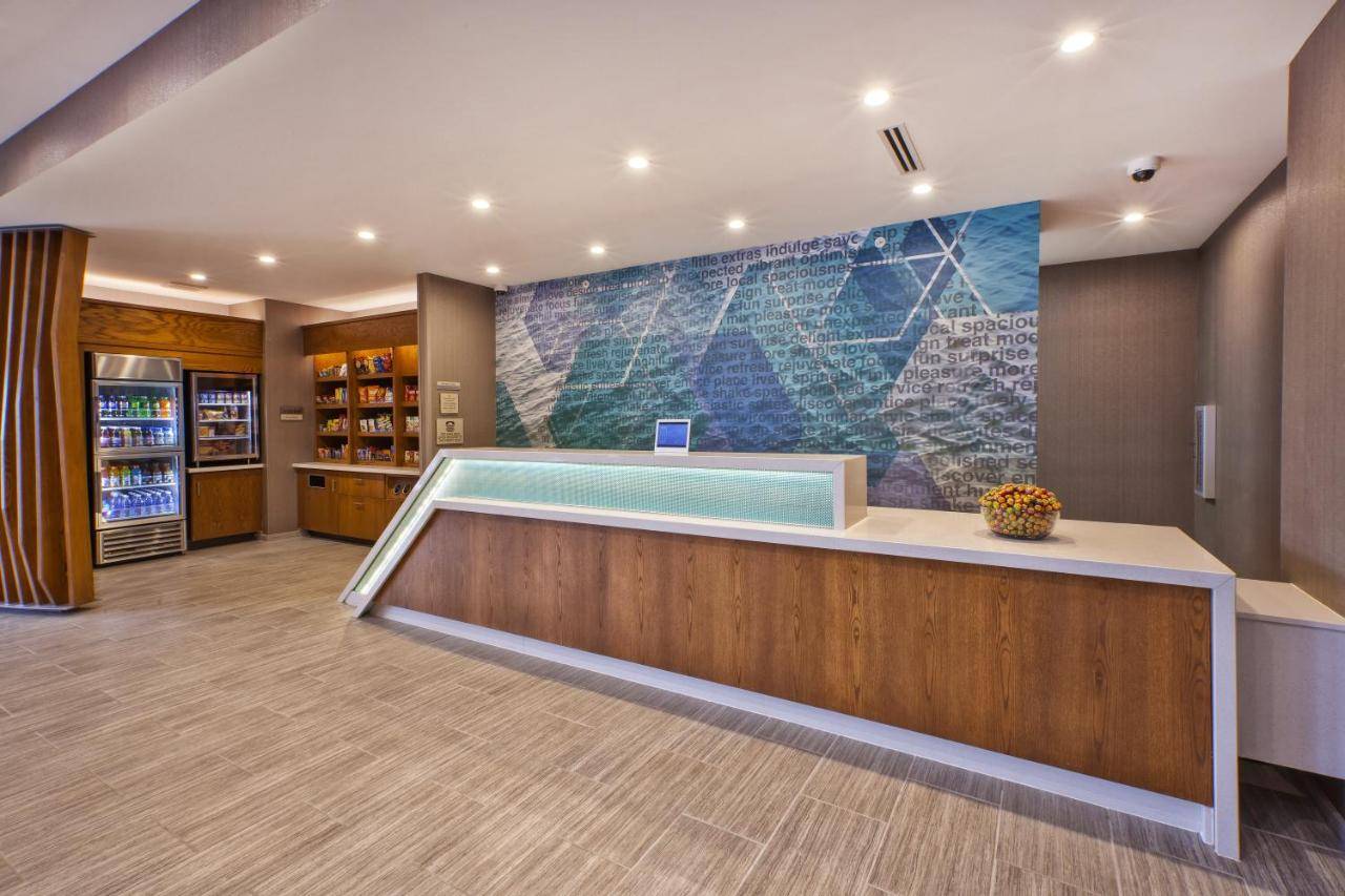 Hotel Springhill Suites By Marriott St