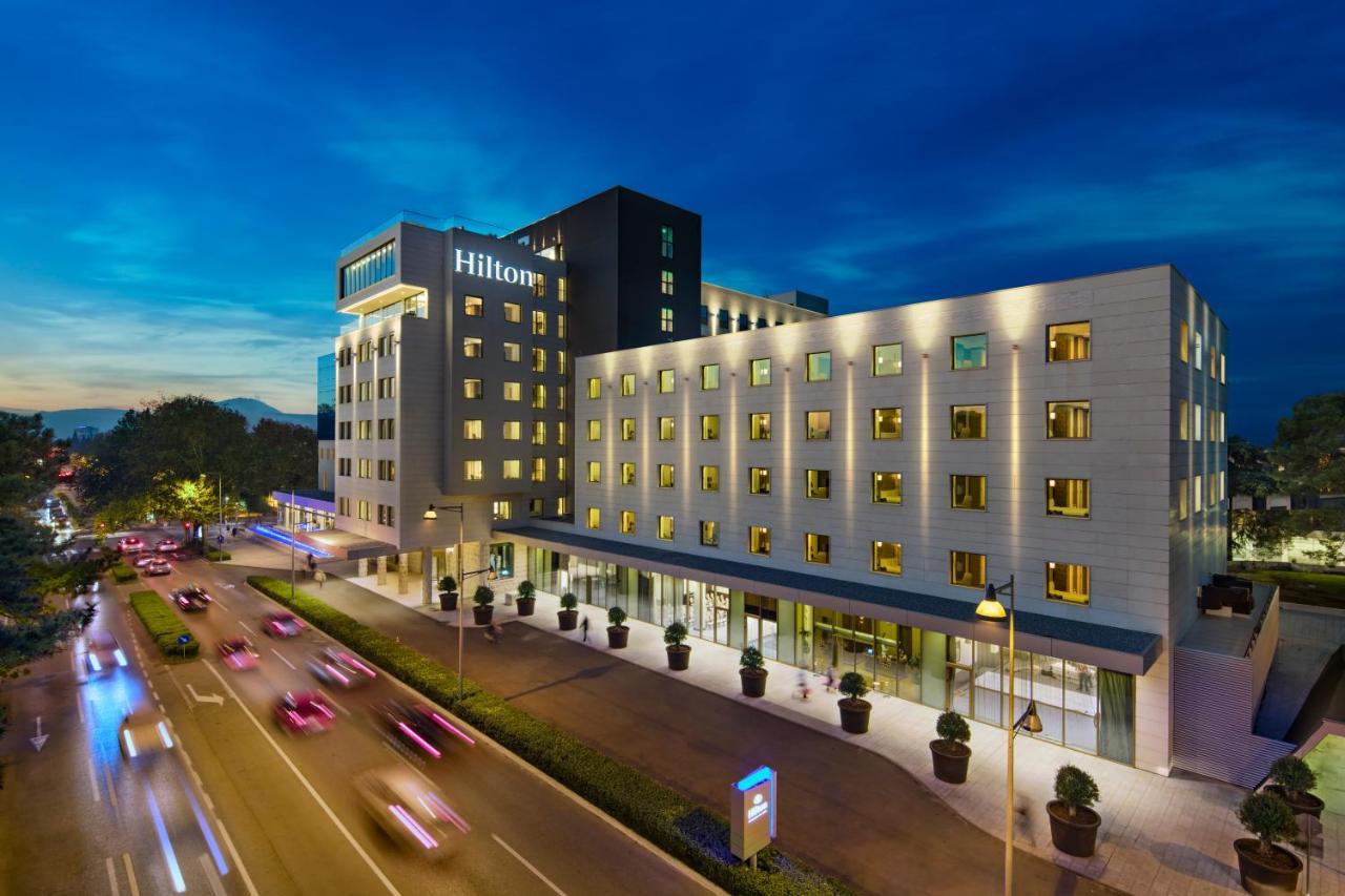 Hotel Hilton Podgorica Crna Gora Montenegro Booking Com
