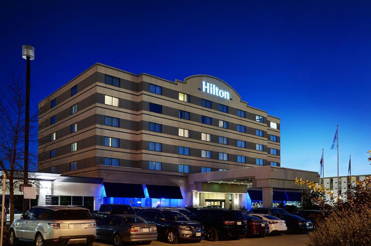 Отель  Hilton Winnipeg Airport Suites