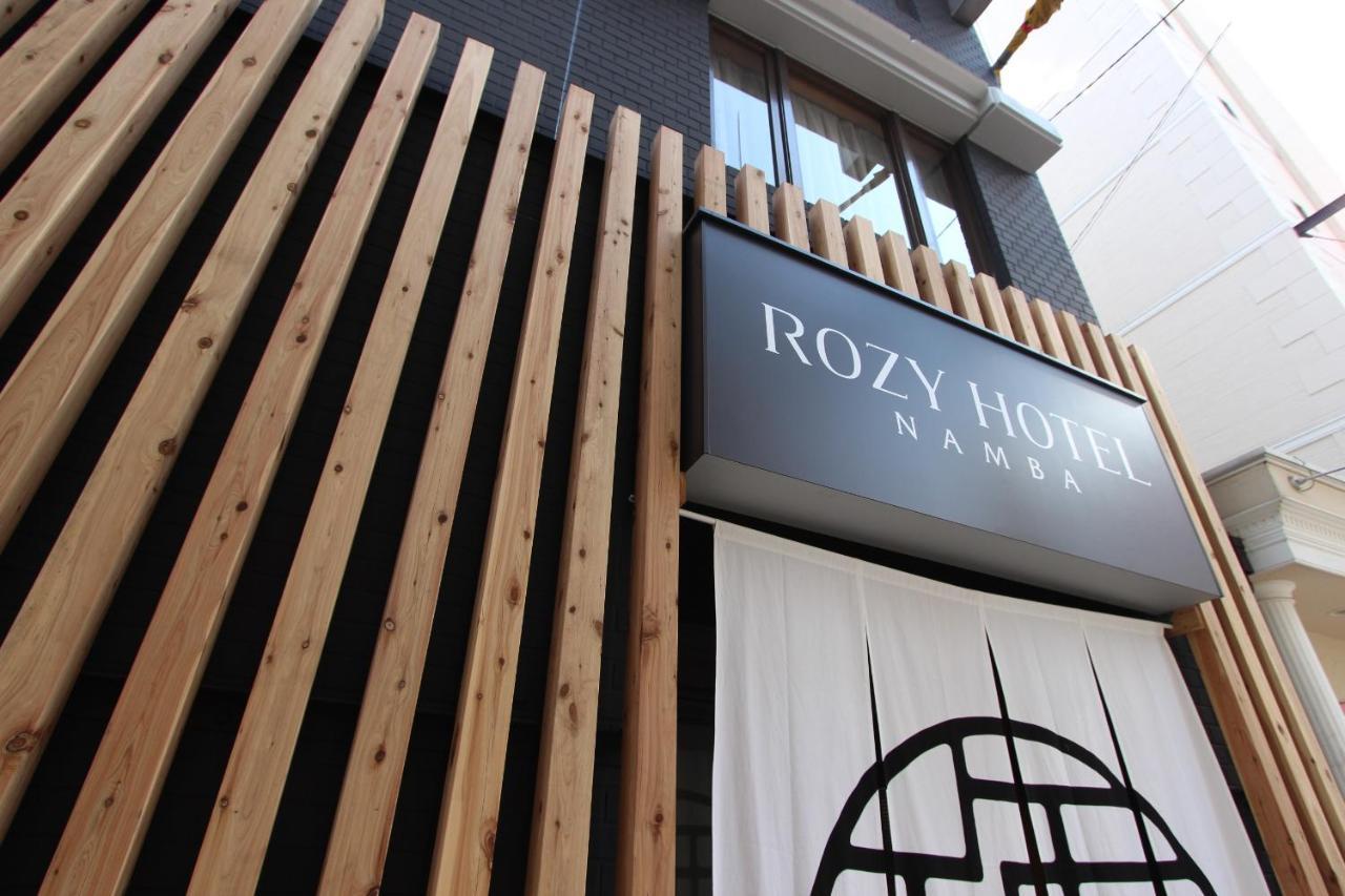 Отель  Rozy Hotel Namba