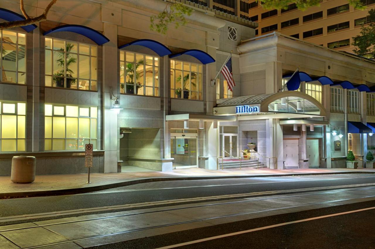 Отель  Hilton Portland Downtown