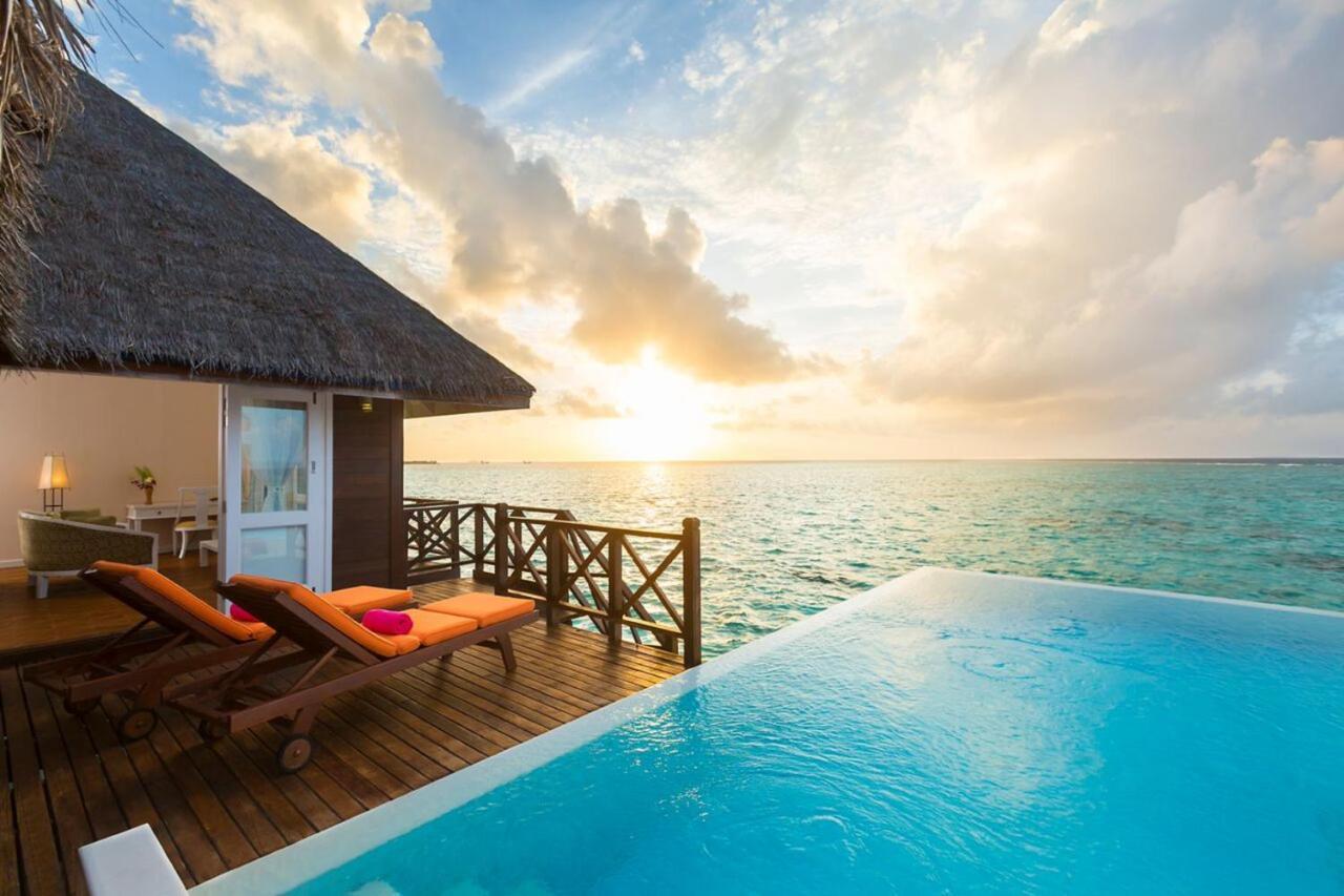 Мальдивах