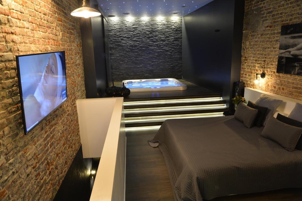 Chambre Avec Jacuzzi Sauna Privatif Bruxelles Tarifs 2020
