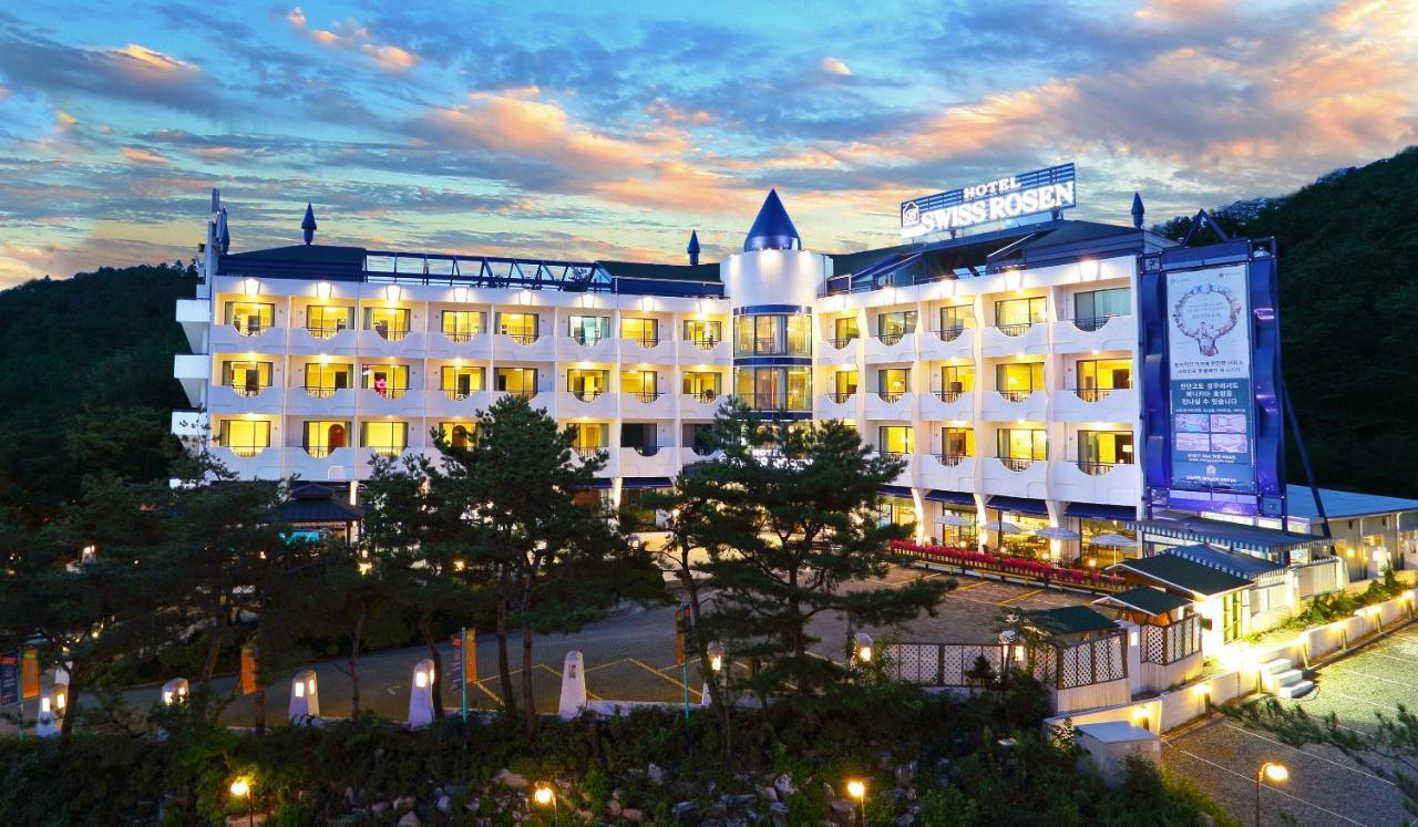 Отель  Benikea Swiss Rosen Hotel