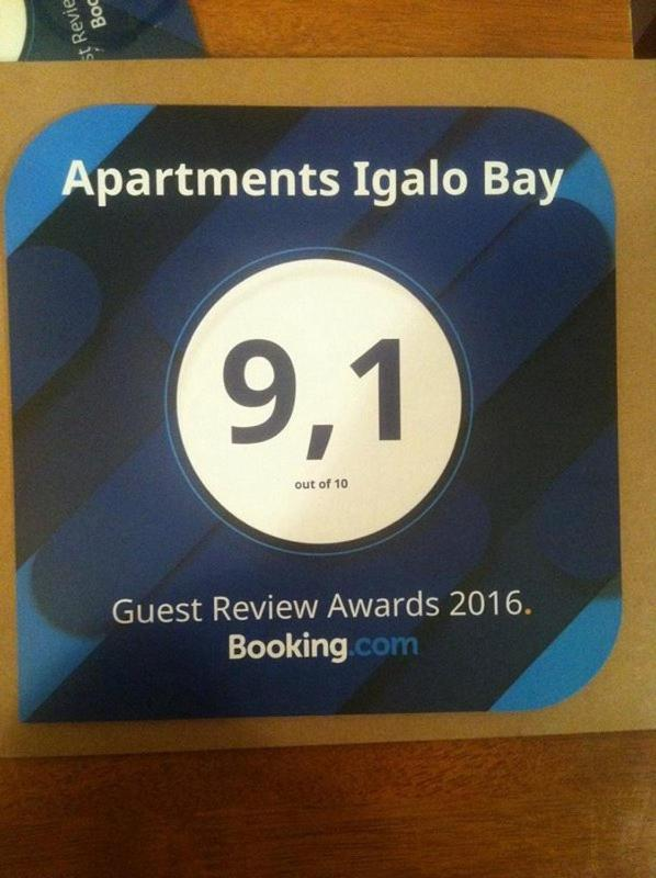 Апартаменты  Apartments Igalo Bay
