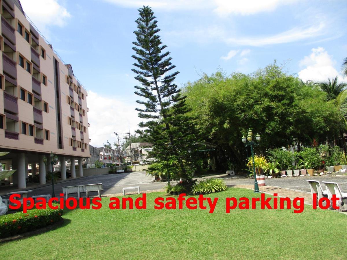 Апартаменты/квартира  Muang Thong Family Suite Hatyai