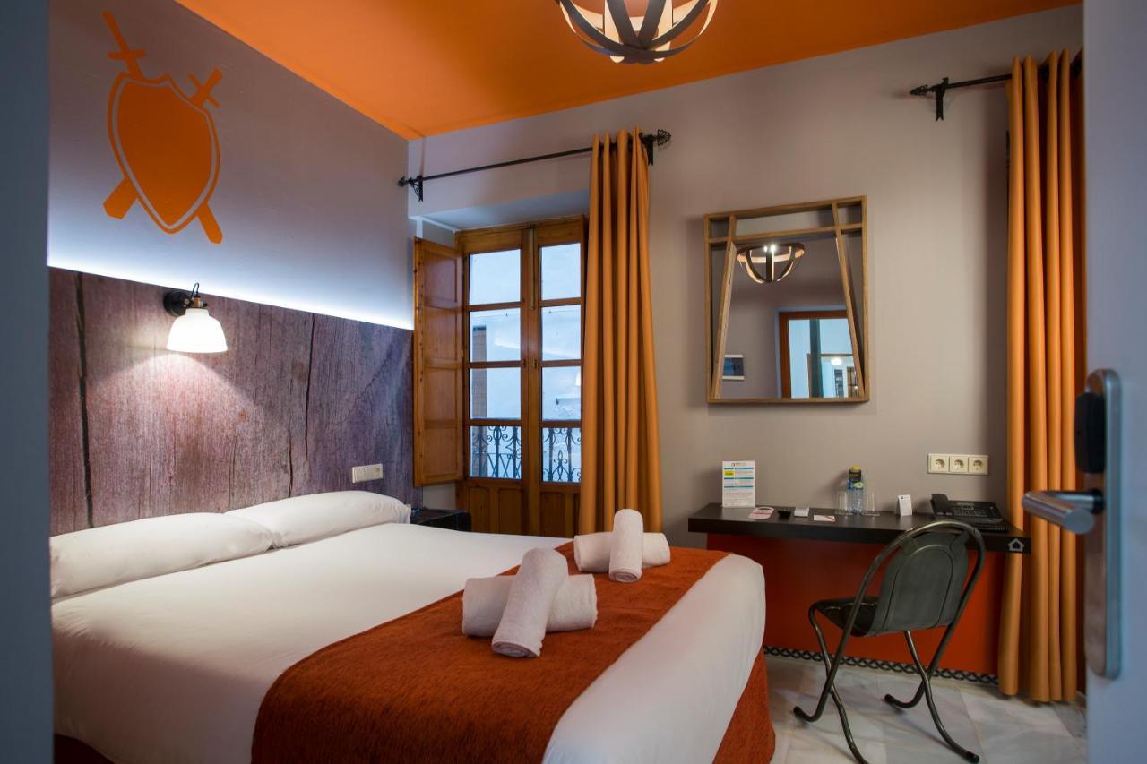 Отель  Casual Don Juan Tenorio Sevilla