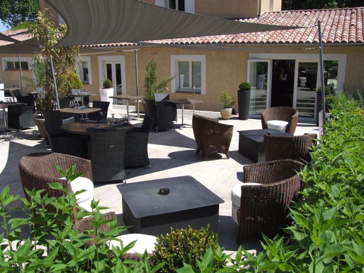 Отель La Magnanerie - Côté Bistro