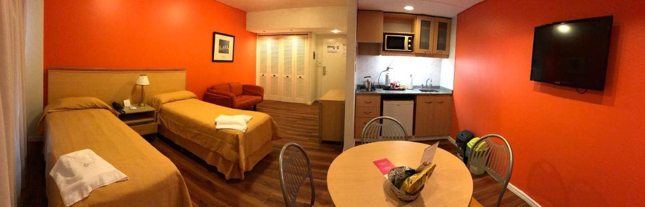 Отель  Intersur Suites