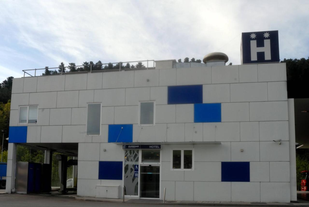 Отель  Hotel Beasain