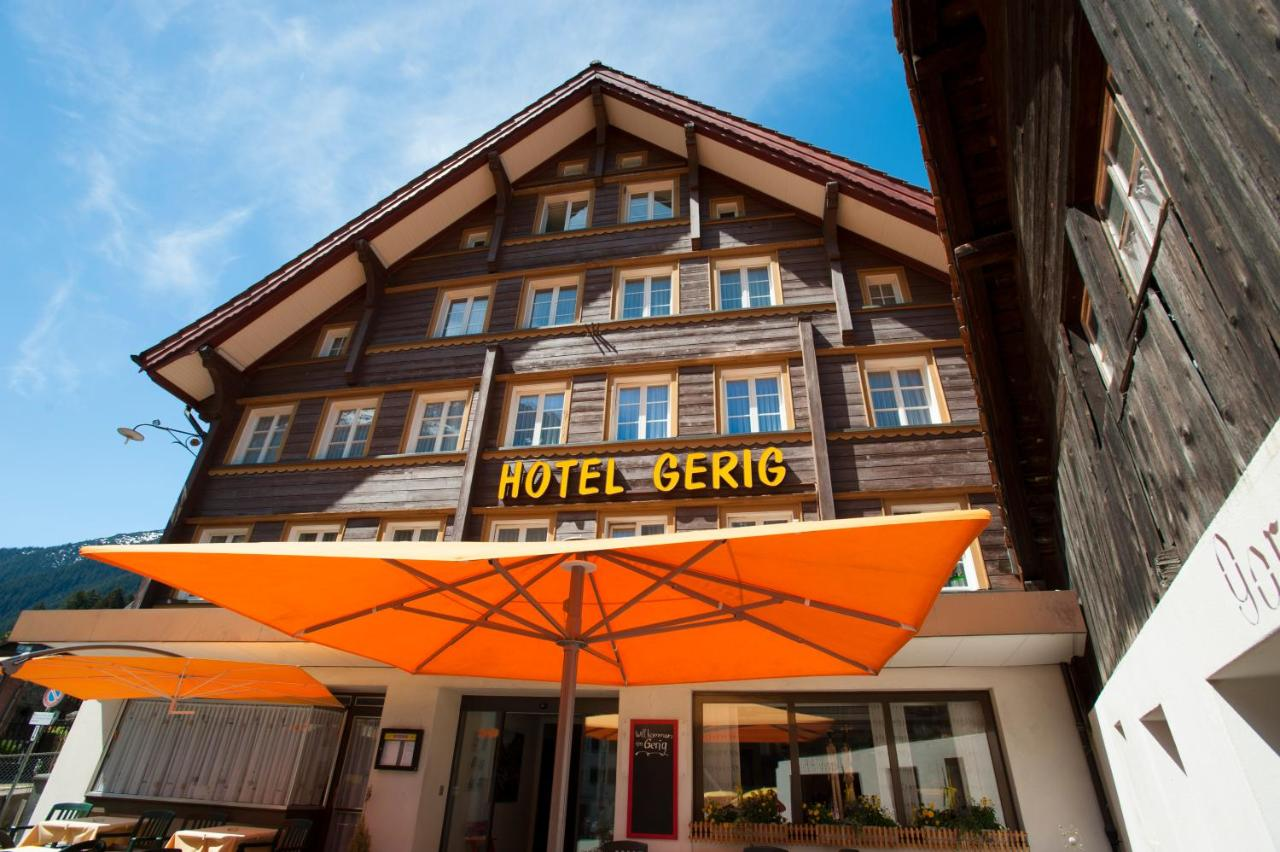 Отель Hotel Gerig