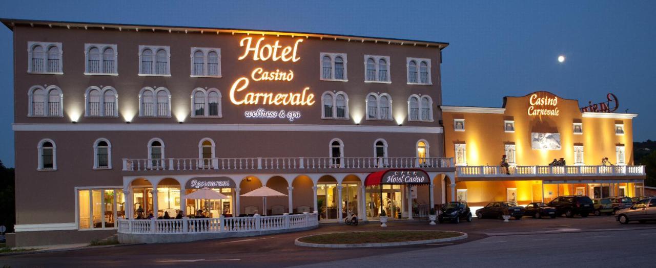 Отель  Casino Hotel Carnevale Wellness & Spa
