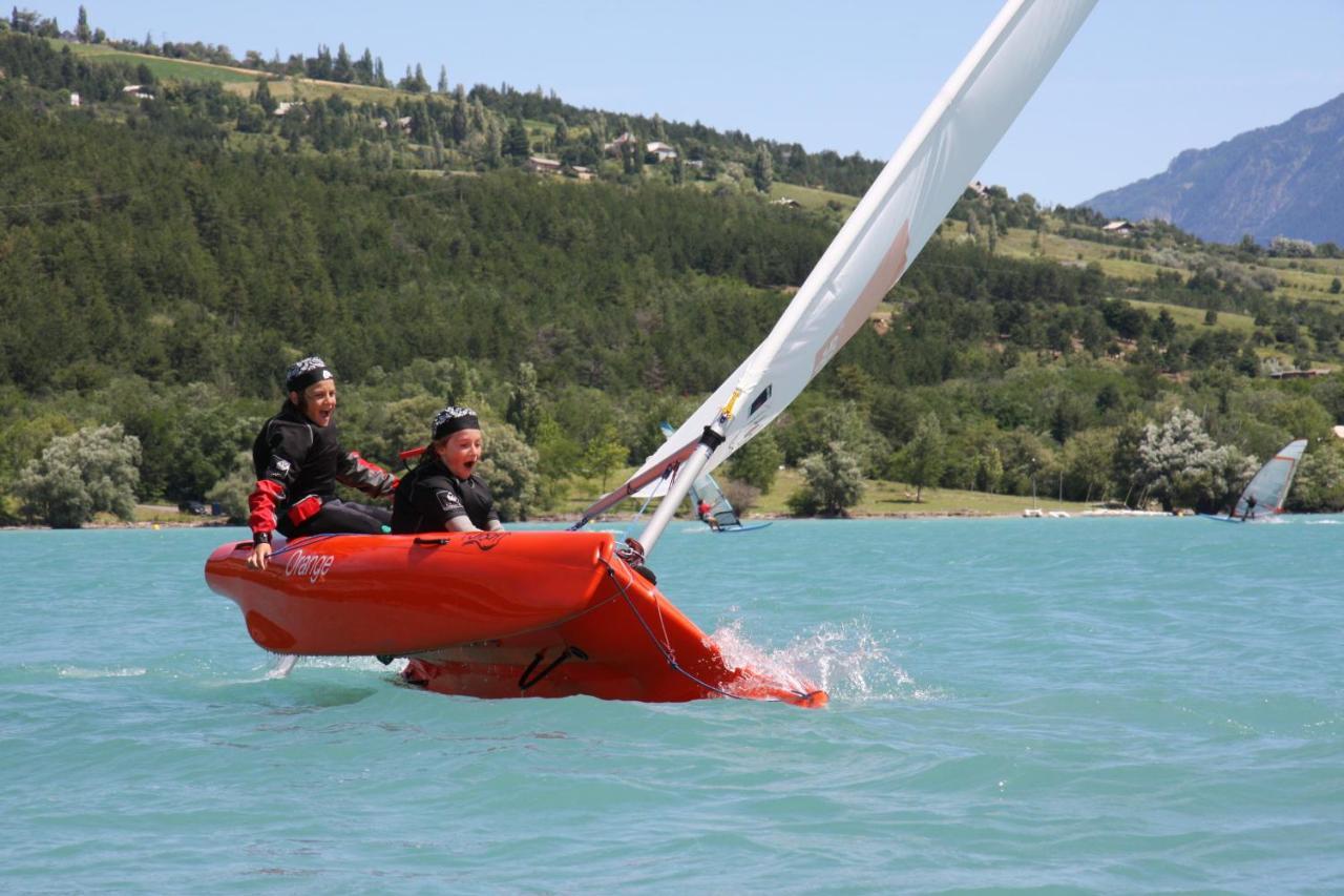 Club Nautique De Nice campground club nautique alpin serre poncon, embrun, france