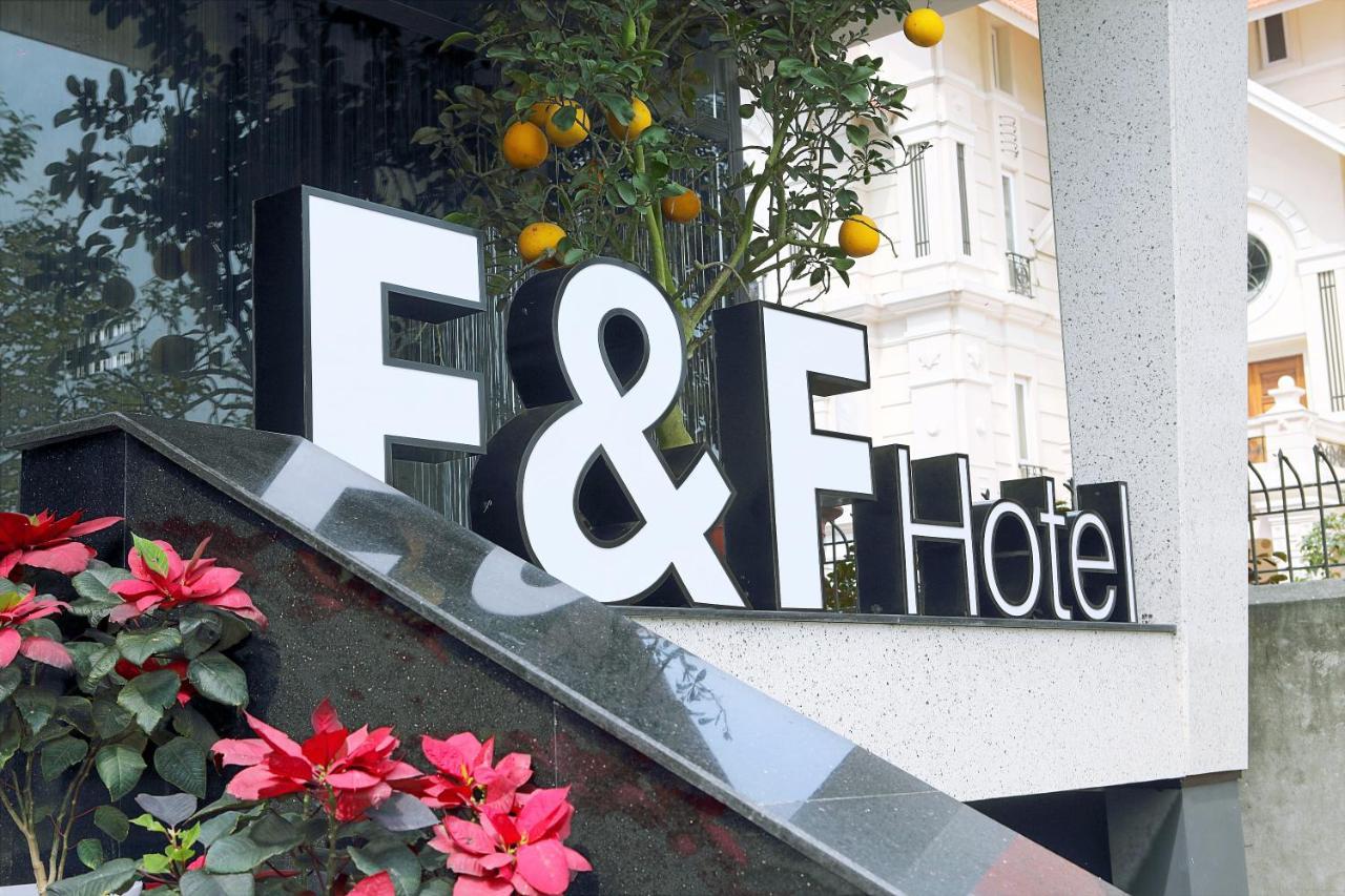 Отель  F & F Hotel
