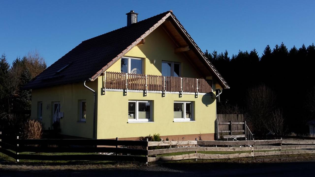 Апартаменты/квартира Ferienwohnung Am Borntal