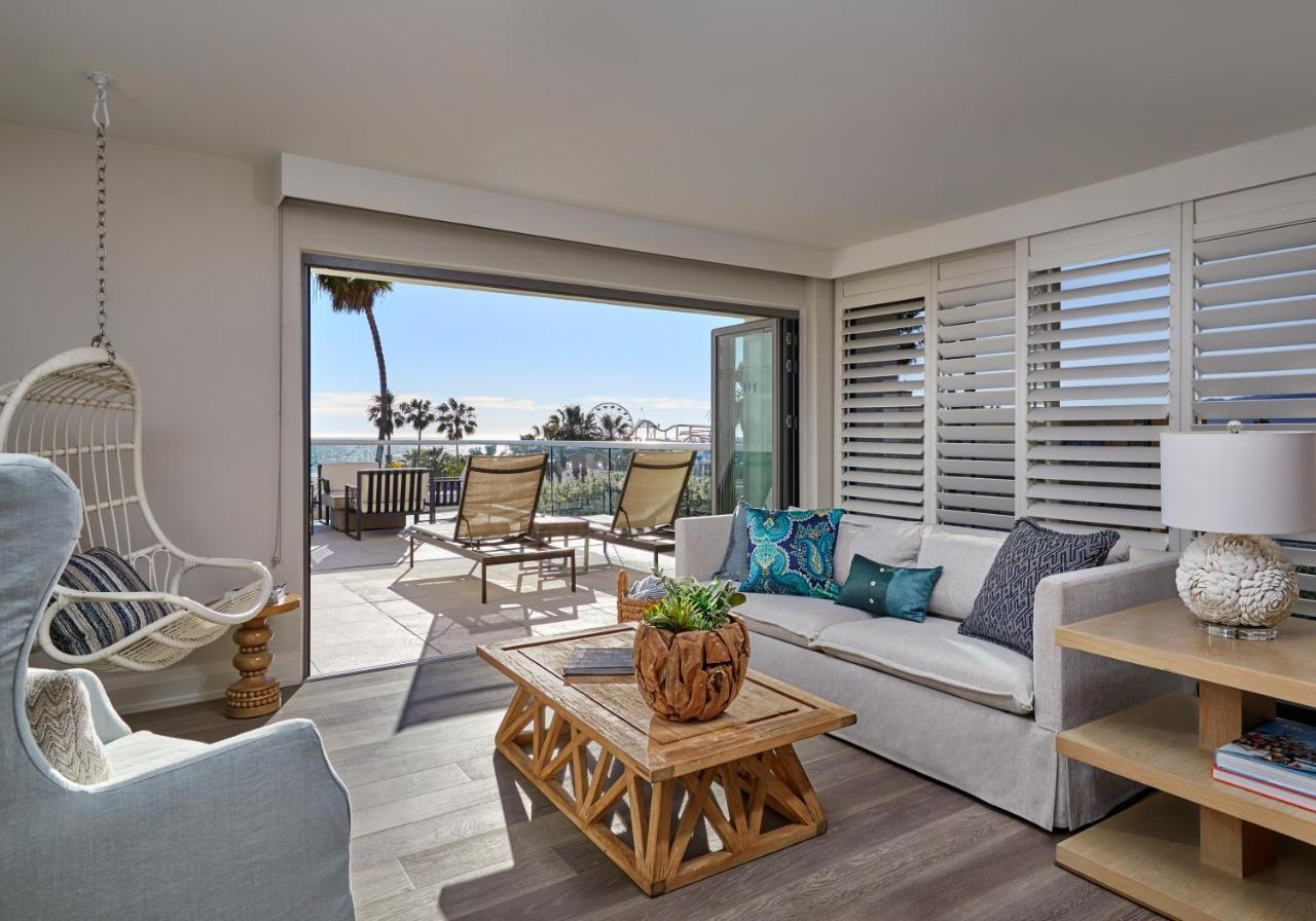 Loews Santa Monica Beach Hotel Los