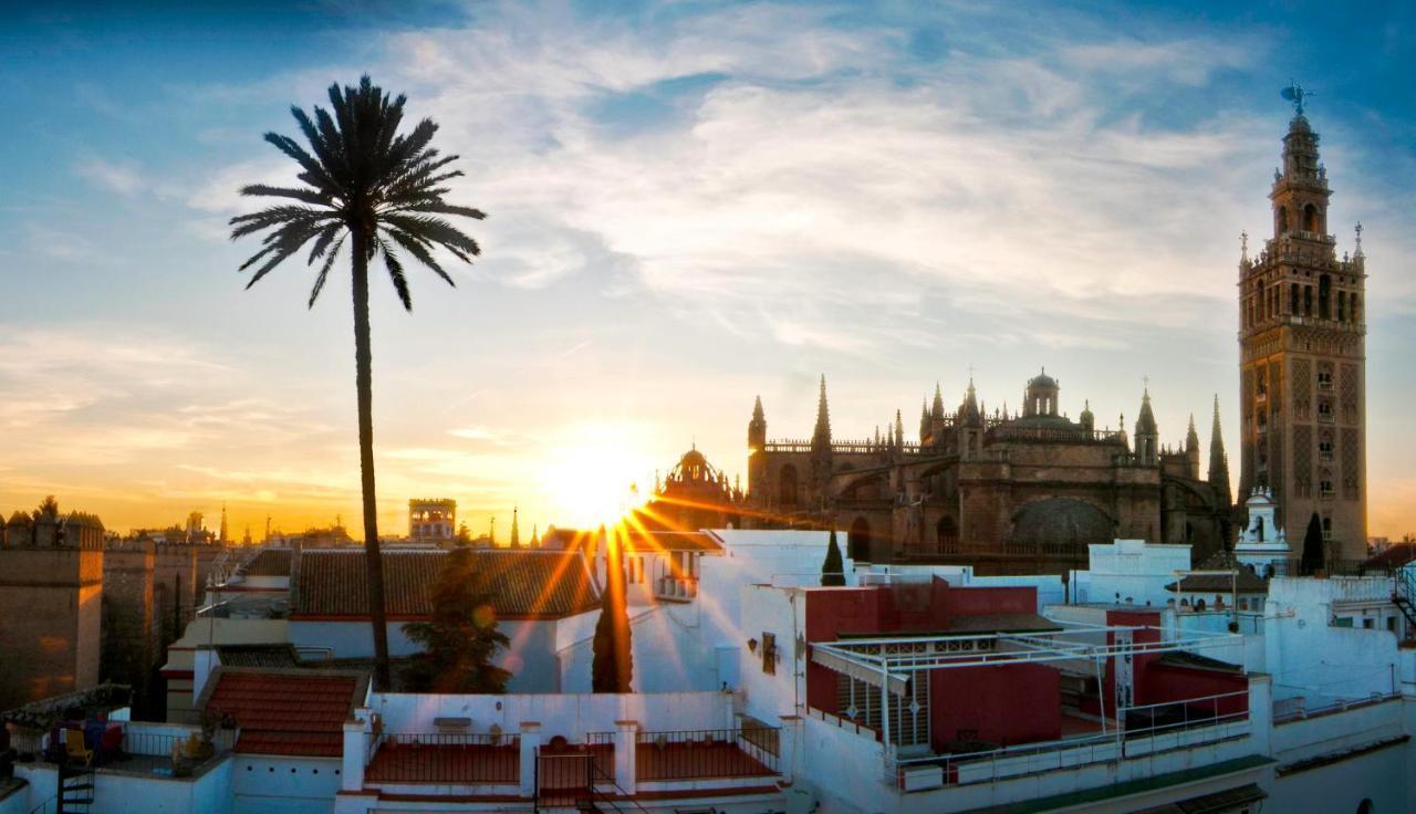 Hotel Palacio Alcázar Seville Spain Booking Com