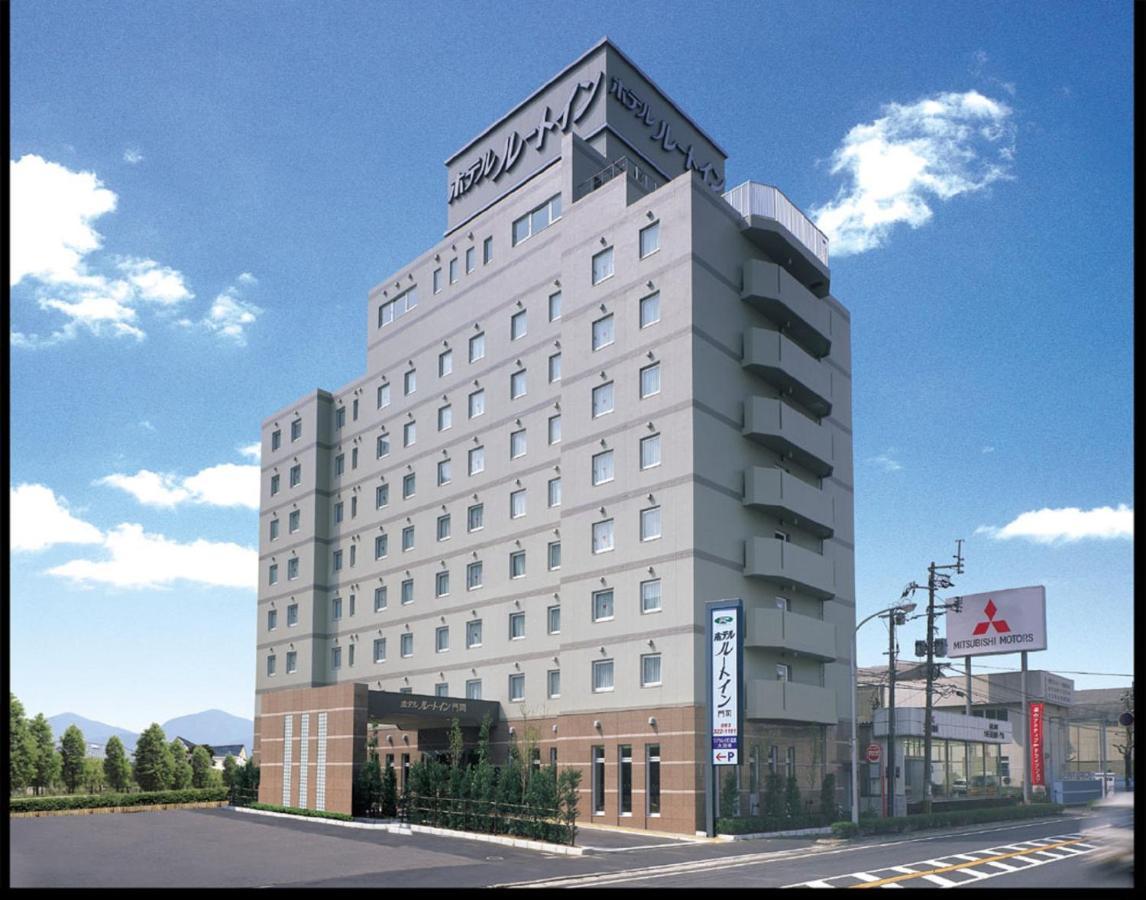 記念日におすすめのホテル・ホテルルートイン門司港の写真1
