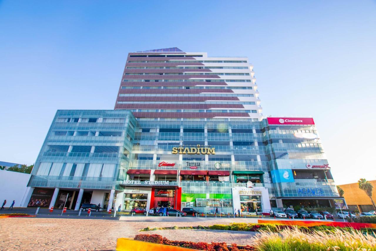 Hotel Stadium León Mexico Booking Com