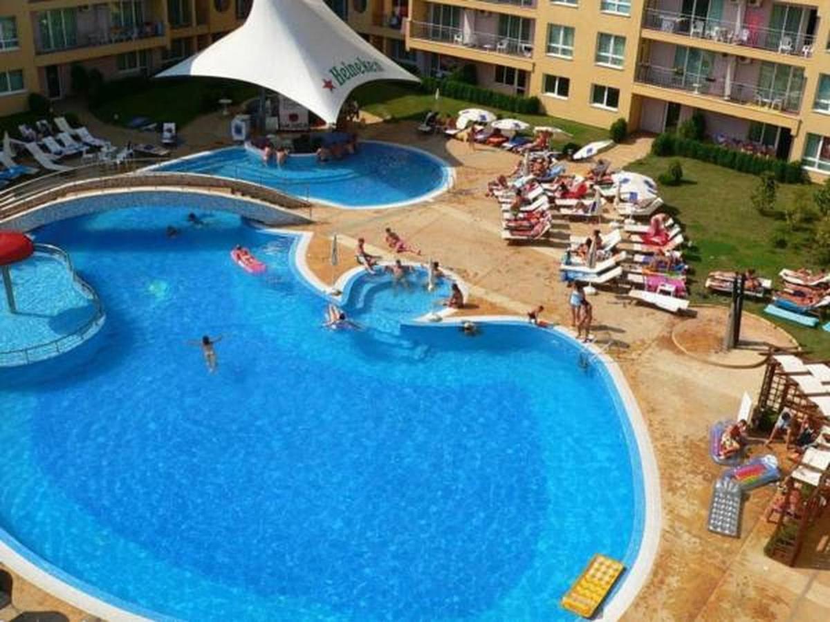 Апарт-отель  Pollo Resort