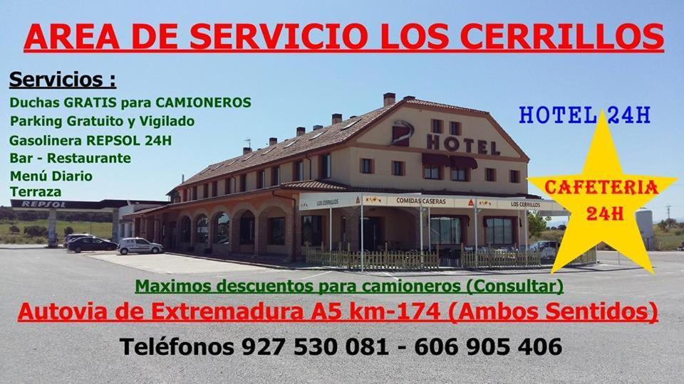 Hotel Area de Servicio los Cerrillos (España Peraleda de la ...