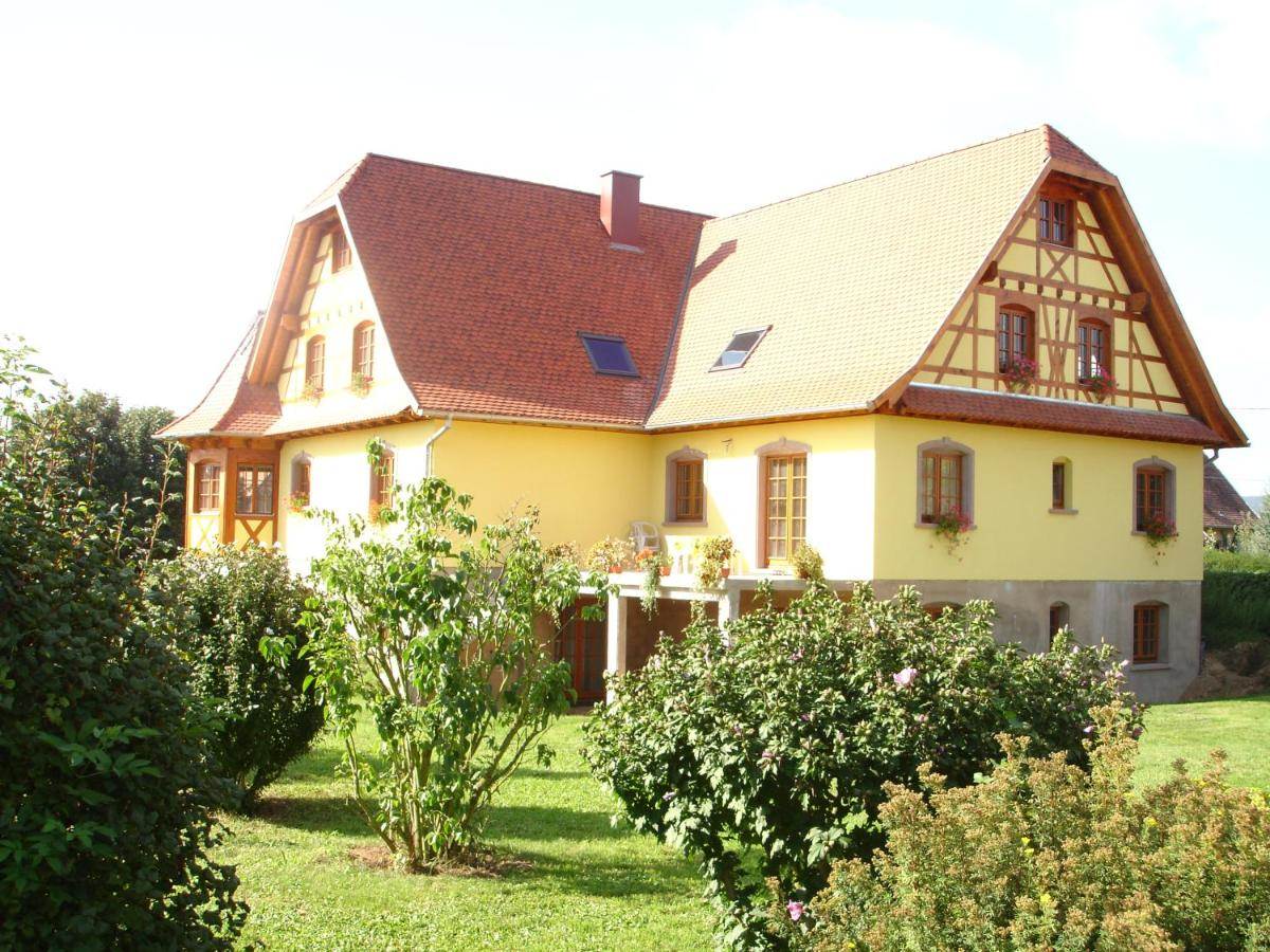 Bed And Breakfasts In Zellwiller Alsace