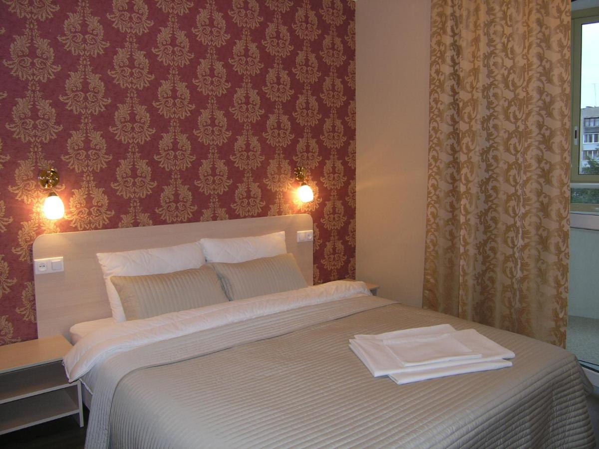 Мини-гостиница  Apartment On Sherbakova