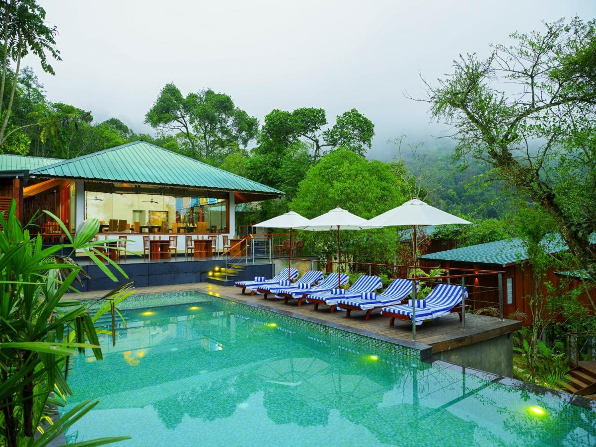 Курортный отель  Niraamaya Retreats Cardamom Club