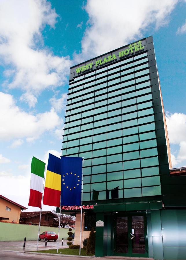 Отель  West Plaza Hotel
