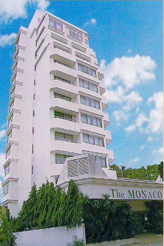 Апарт-отель  The Monaco Residence
