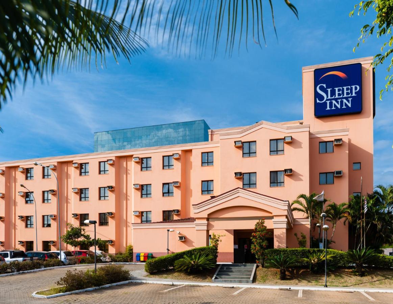 Sleep Inn Galleria Campinas Brazil Booking Com