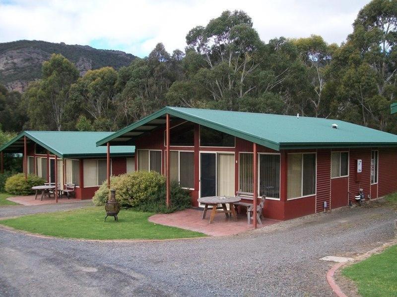 Лодж  Halls Gap Valley Spa Lodges