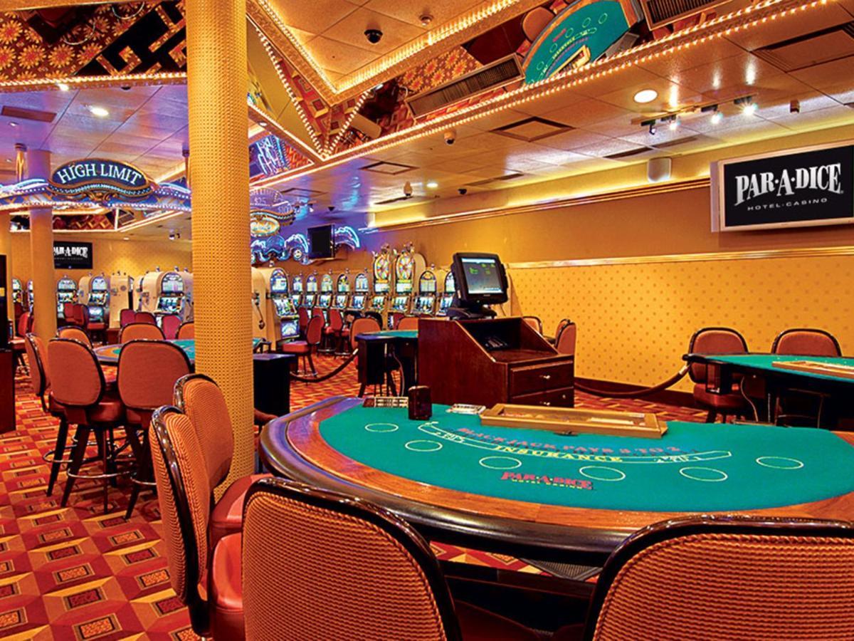 Paradise casino peoria il buffet