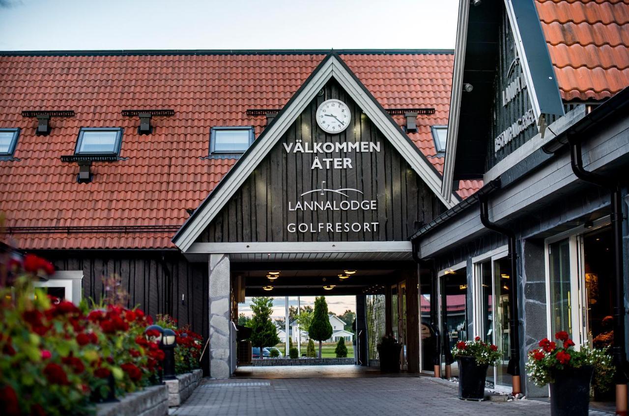 Курортный отель  Lannalodge