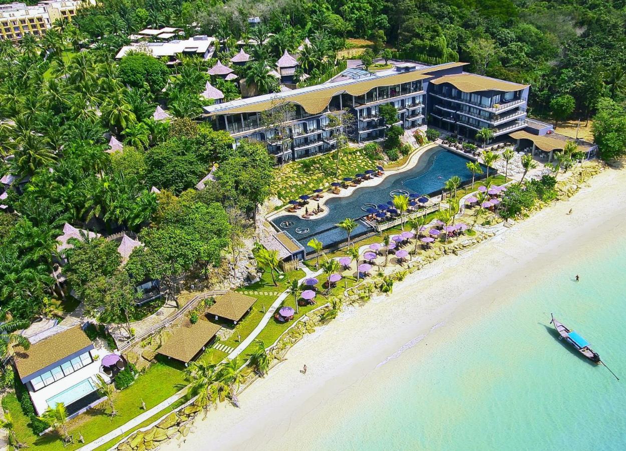 Beyond Resort пляж Клонг Муанг