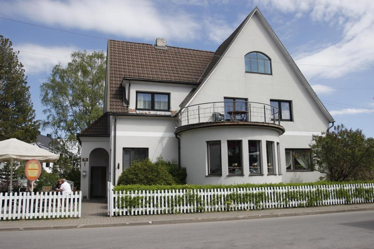 Villa Marleen Parnu Estonia Booking Com