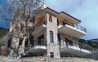 Holiday Home Vrachni Kalavrita with a Fireplace 01