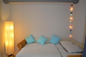 Ліжко або ліжка в номері Coetquen